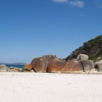 Squeaky Beach in Wilson's Promontory National Park, Victoria