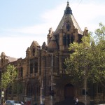 Old Magistrate's Court in Melbourne, Victoria