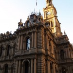 Sydney Town Hall in Sydney, New South Wales