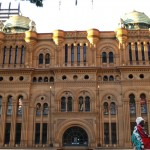 Queen Victoria Building in Sydney, New South Wales