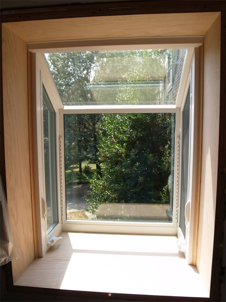 New kitchen garden window geeky girl engineer for Garden window