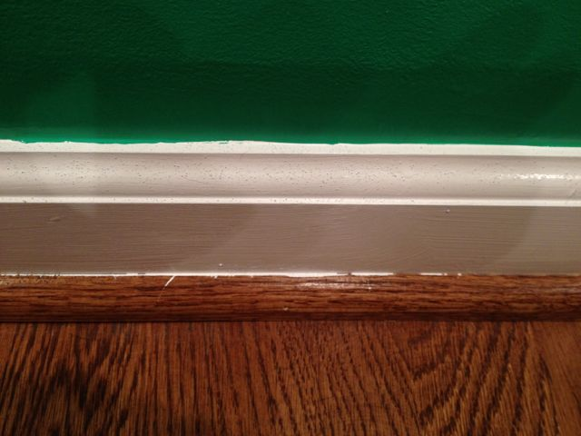 How To Remove Paint From Wood Molding