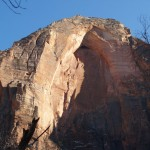 The Grotto in Zion National Park