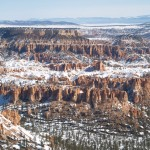 Bryce Point in Bryce Canyon National Park