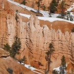 Sunset Point in Bryce Canyon National Park