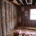 Insulation complete
