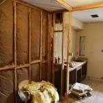 Old closet walls removed