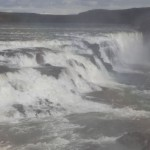 Gullfoss, middle section