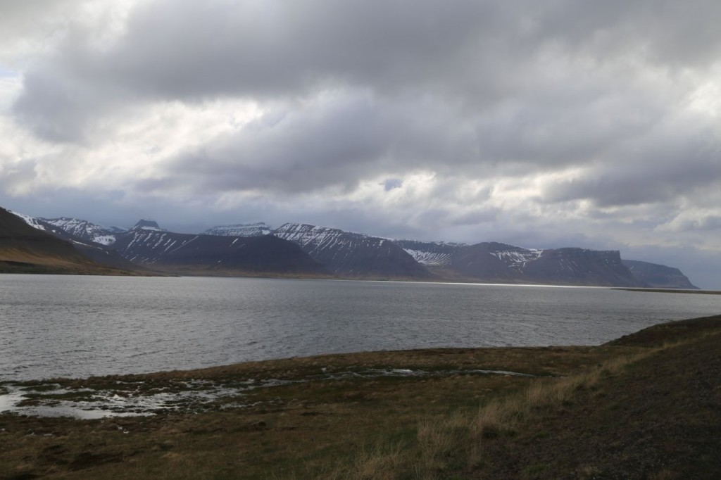 View of Onundarfjordur