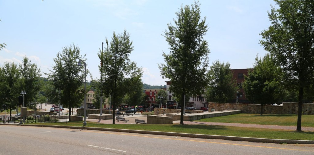 Winooski town center