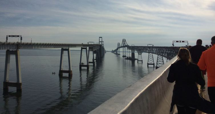 Run the Chesapeake Bay Bridge 10K