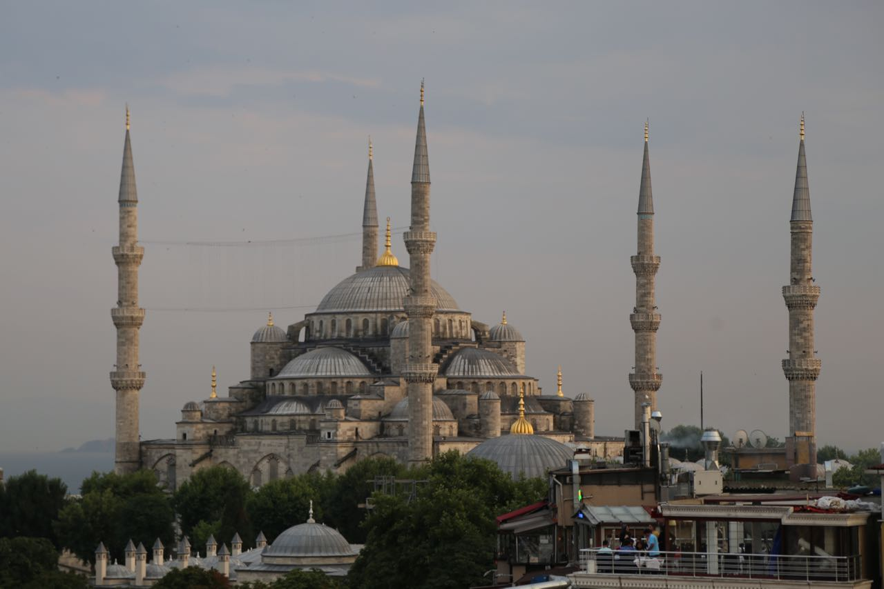Turkey: Blue Mosque of Istanbul – Geeky Girl Engineer