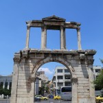 Hadrian's Arch, Athens