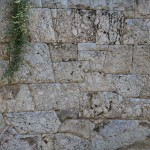 Stone wall, Athens