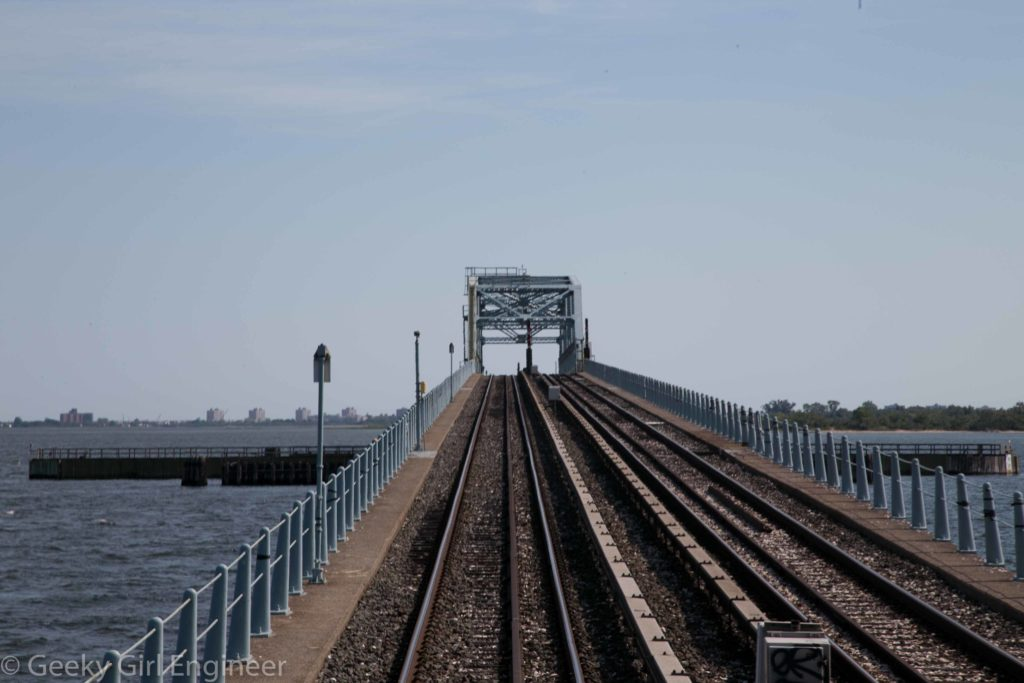 One of the bridges to Rockaway