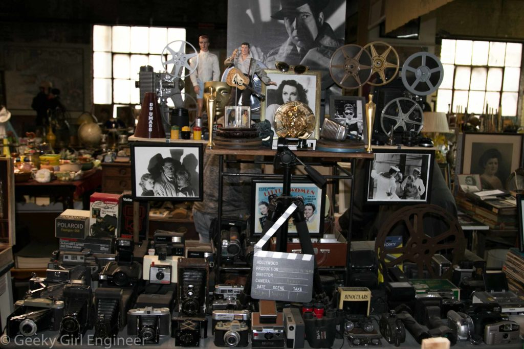 The still and motion picture collection