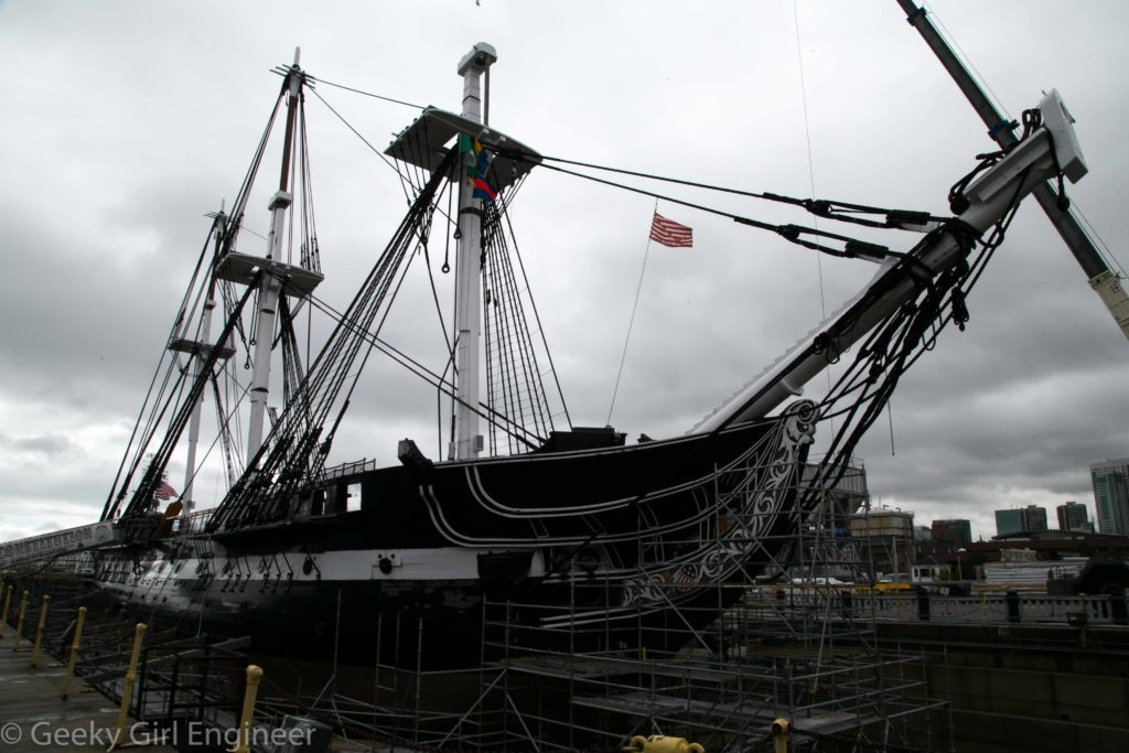 "USS Constitution (""Old Ironsides"")"