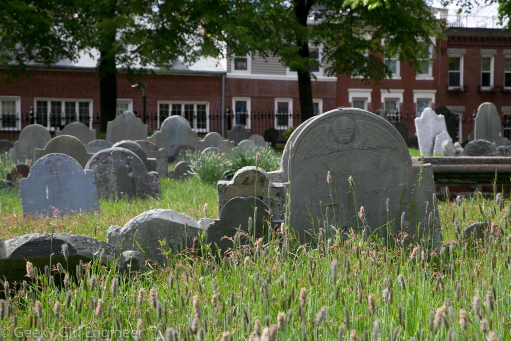 Copp's Hill Burying Ground