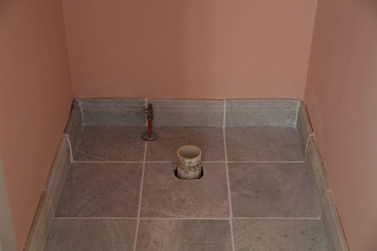 Toilet Area Tile Geeky Girl Engineer